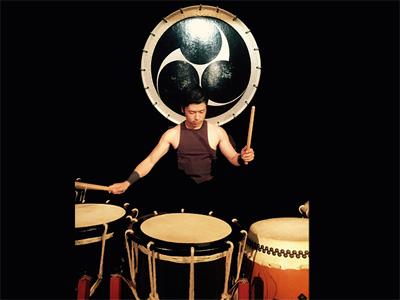 社会人になっても継続している趣味の太鼓です。