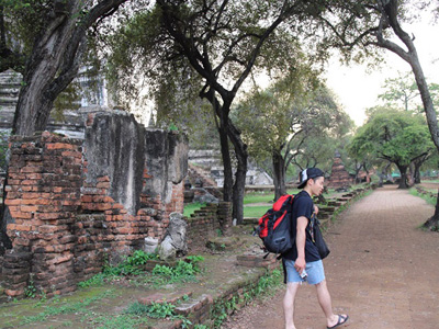 タイに行った時の写真です。