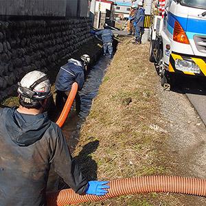 下水管路施設維持管理業