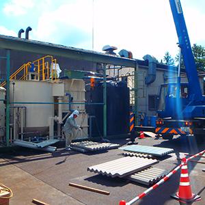排水処理の設計・施工・改修・維持管理業