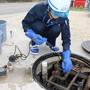 浄化槽維持管理業